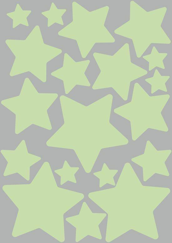 csillag falmatrica